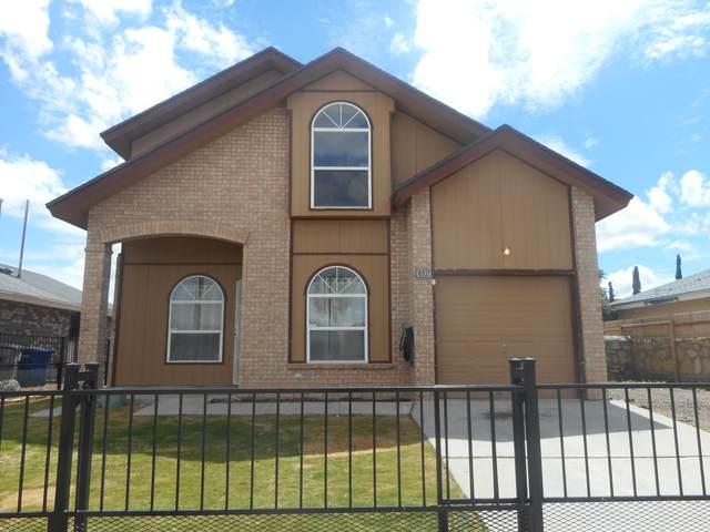 10932 Chippendale, El Paso, TX 79934 (MLS #851475) :: Preferred Closing Specialists