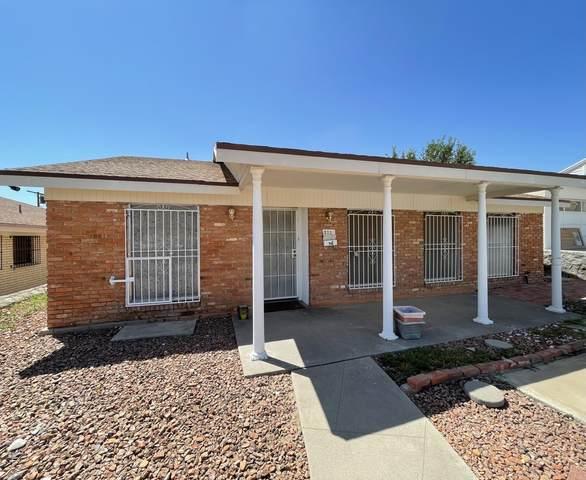 3228 Polk Avenue, El Paso, TX 79930 (MLS #851478) :: Mario Ayala Real Estate Group