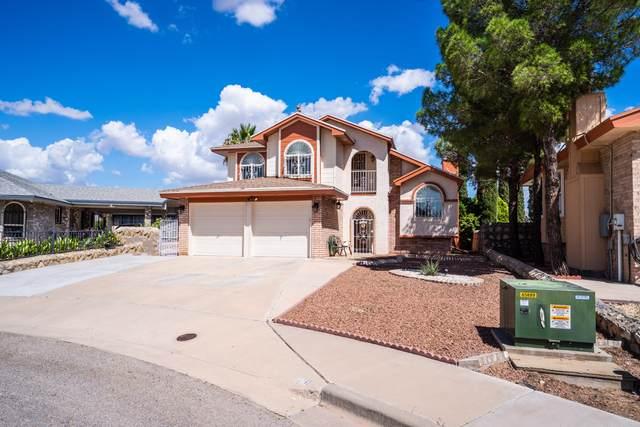 3012 Sylvan Lake Place, El Paso, TX 79936 (MLS #851481) :: Summus Realty