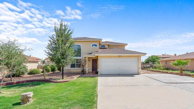 644 Cancellare Avenue, El Paso, TX 79932 (MLS #851486) :: Jackie Stevens Real Estate Group