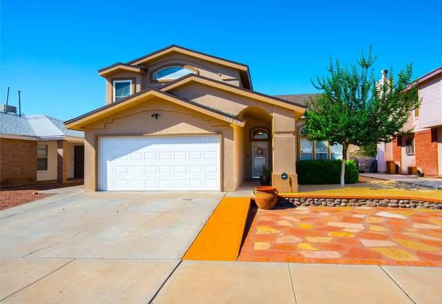 10723 Pearl Sands Drive, El Paso, TX 79924 (MLS #851494) :: Jackie Stevens Real Estate Group