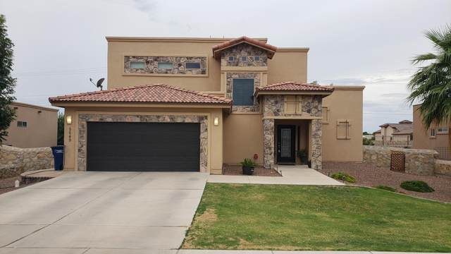 5649 Valley Maple Drive, El Paso, TX 79932 (MLS #851497) :: The Purple House Real Estate Group