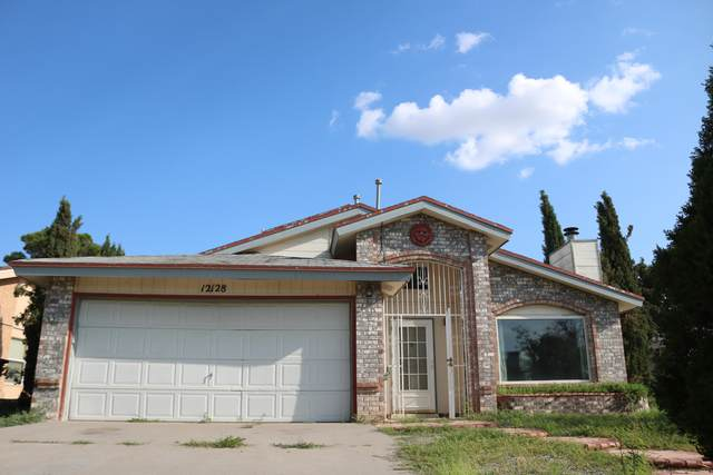 12128 El Greco Cir Circle, El Paso, TX 79936 (MLS #851505) :: The Matt Rice Group