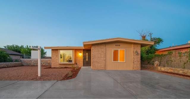 8450 Hartford Drive, El Paso, TX 79907 (MLS #851508) :: Red Yucca Group