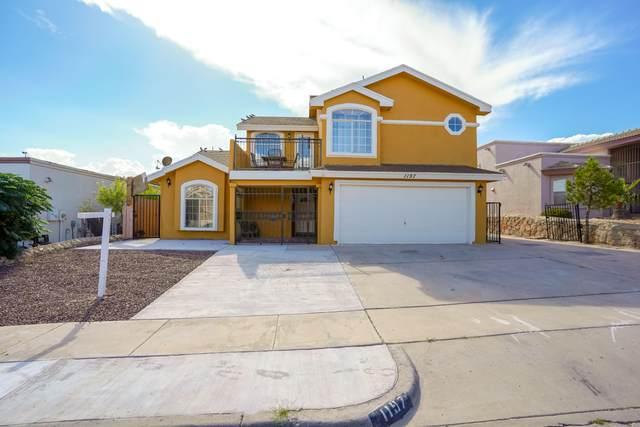 1197 Morgan Marie Street, El Paso, TX 79936 (MLS #851518) :: The Matt Rice Group