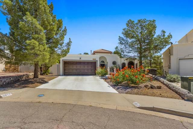 6817 Marble Canyon Drive, El Paso, TX 79912 (MLS #851525) :: Jackie Stevens Real Estate Group