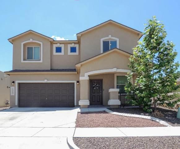 14760 Boer Trail Avenue, El Paso, TX 79938 (MLS #851527) :: Summus Realty
