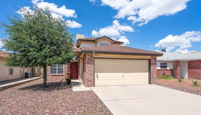 637 Esmeralda Armendariz Avenue, El Paso, TX 79932 (MLS #851533) :: Preferred Closing Specialists