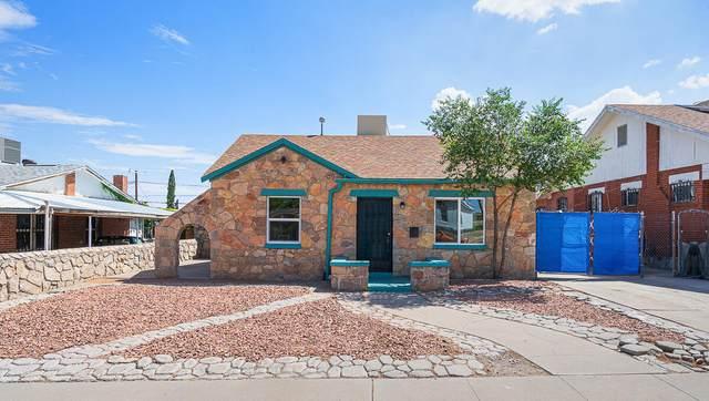 3516 Porter Avenue, El Paso, TX 79930 (MLS #851553) :: Jackie Stevens Real Estate Group