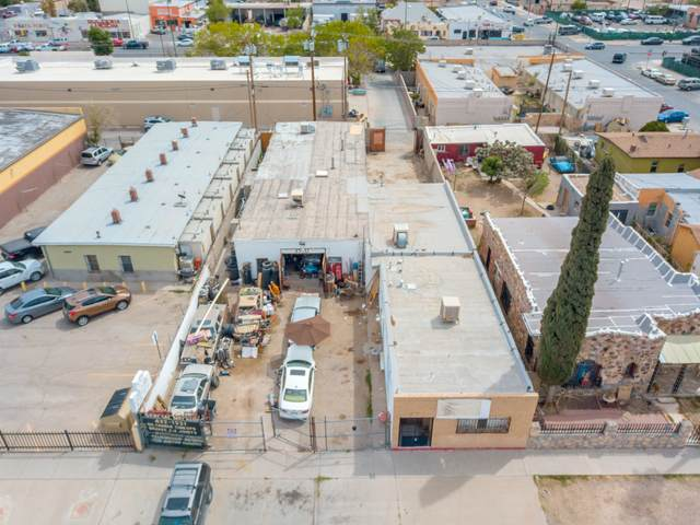 3510 Frutas Avenue, El Paso, TX 79905 (MLS #851554) :: Jackie Stevens Real Estate Group