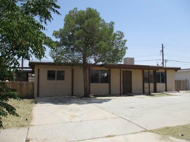 9109 Tenango Drive, El Paso, TX 79907 (MLS #851557) :: Preferred Closing Specialists
