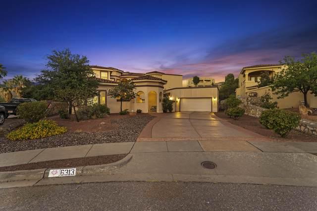 6313 Franklin Crest Drive, El Paso, TX 79912 (MLS #851574) :: Jackie Stevens Real Estate Group