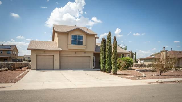 6217 Cosecha Luna Circle, El Paso, TX 79932 (MLS #851594) :: Preferred Closing Specialists