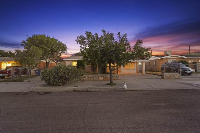 10021 Oakwood Drive, El Paso, TX 79924 (MLS #851596) :: Jackie Stevens Real Estate Group