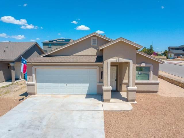 11236 Cielo Claro Street, El Paso, TX 79927 (MLS #851603) :: Summus Realty