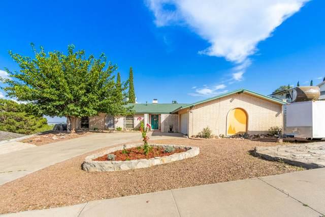 3204 Zion Lane, El Paso, TX 79904 (MLS #851605) :: Red Yucca Group