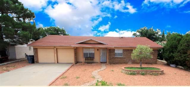 2520 Anise Drive, El Paso, TX 79936 (MLS #851607) :: Jackie Stevens Real Estate Group