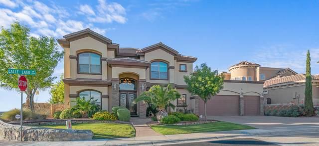 1201 Calle Lago Drive, El Paso, TX 79912 (MLS #851647) :: The Matt Rice Group