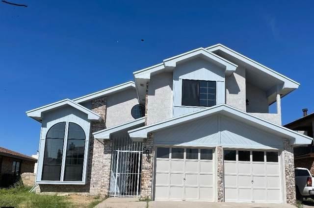 1833 Polly Harris Drive, El Paso, TX 79936 (MLS #851655) :: The Matt Rice Group