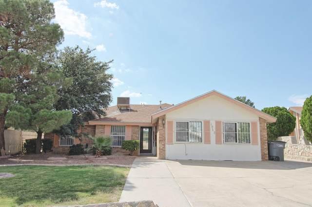 1623 Brian Ray Circle, El Paso, TX 79936 (MLS #851673) :: The Matt Rice Group