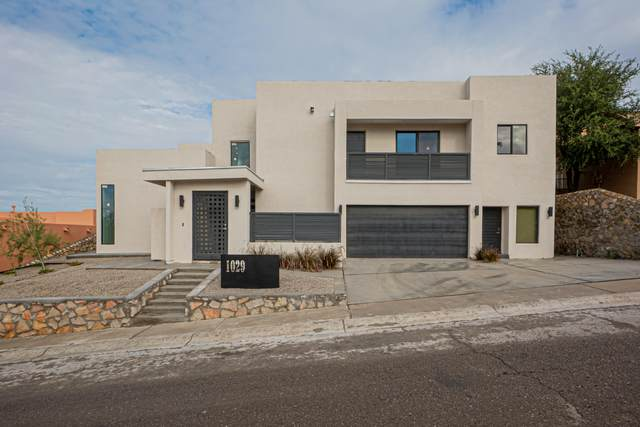 1029 Calle Parque Drive, El Paso, TX 79912 (MLS #851678) :: The Matt Rice Group