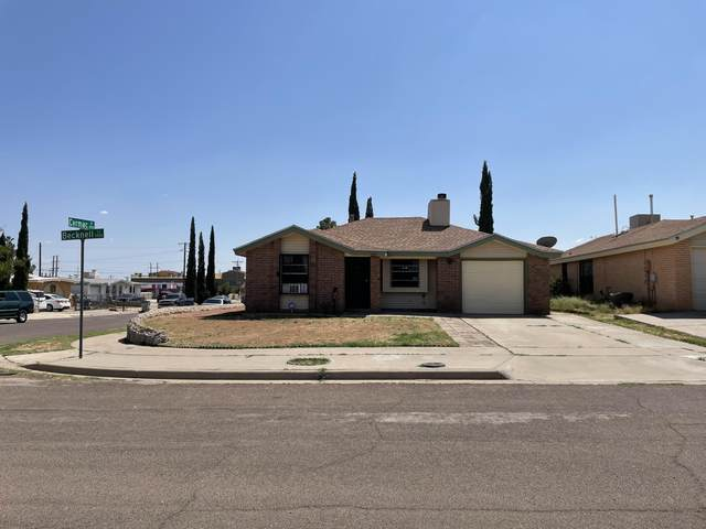 5044 Becknell Lane, El Paso, TX 79924 (MLS #851727) :: Jackie Stevens Real Estate Group