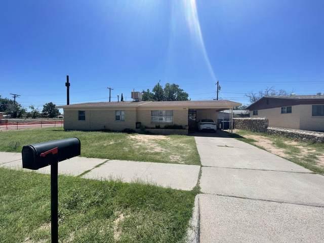 9540 Kilmaltie Drive, El Paso, TX 79925 (MLS #851729) :: The Purple House Real Estate Group