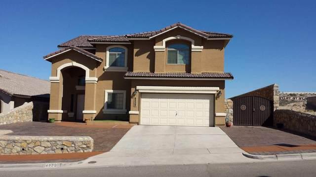 4229 Tarek Lane, El Paso, TX 79912 (MLS #851742) :: Summus Realty