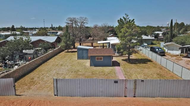 3833 John Christopher Drive, El Paso, TX 79938 (MLS #851749) :: Jackie Stevens Real Estate Group