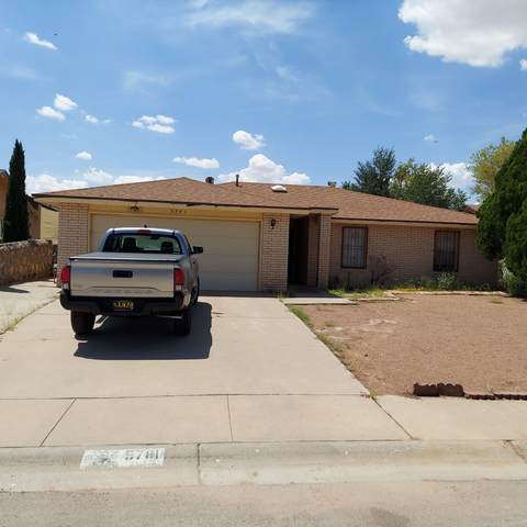 5781 Butte Drive, Santa Teresa, NM 88008 (MLS #851779) :: Preferred Closing Specialists