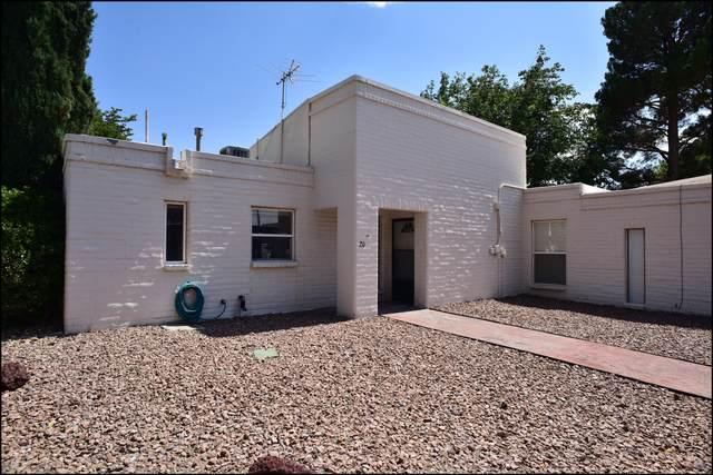 15000 Ashford St #20, Horizon City, TX 79928 (MLS #851784) :: Jackie Stevens Real Estate Group