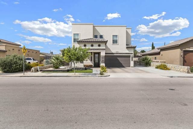 12161 Chapel Hill Road, Horizon City, TX 79928 (MLS #851794) :: Jackie Stevens Real Estate Group