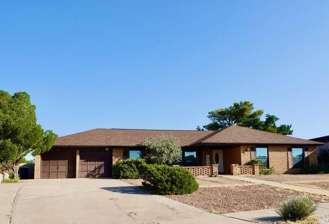703 Somerset Drive, El Paso, TX 79912 (MLS #851796) :: Jackie Stevens Real Estate Group