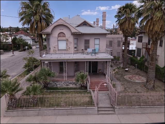 901 E Rio Grande Avenue, El Paso, TX 79902 (MLS #851801) :: The Purple House Real Estate Group