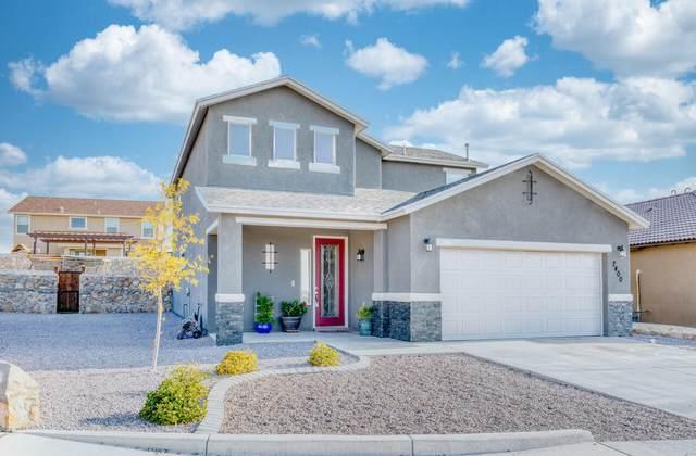 7400 Glacier Drive, El Paso, TX 79911 (MLS #851810) :: Jackie Stevens Real Estate Group