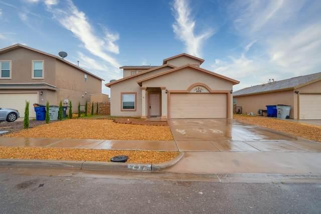 6978 Texas Oak Drive, El Paso, TX 79924 (MLS #851821) :: The Purple House Real Estate Group