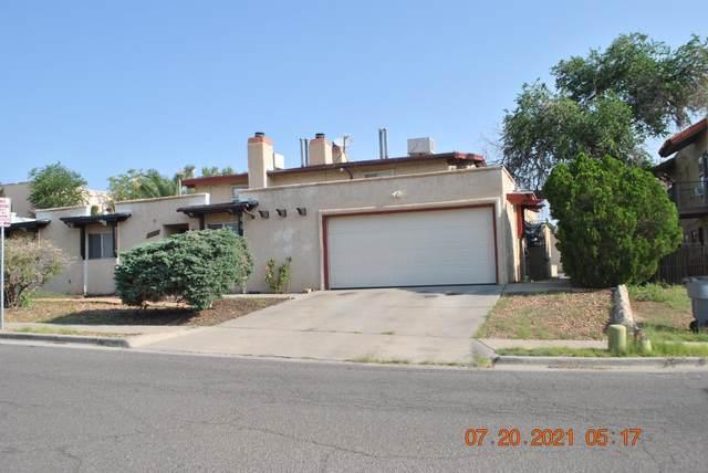 11205 Campestre Lane A-D, El Paso, TX 79936 (MLS #851826) :: The Matt Rice Group