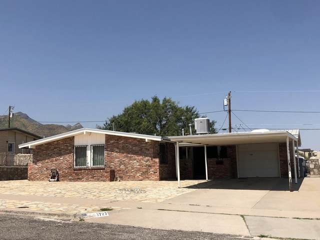 3727 Sunrise Avenue, El Paso, TX 79904 (MLS #851836) :: Jackie Stevens Real Estate Group
