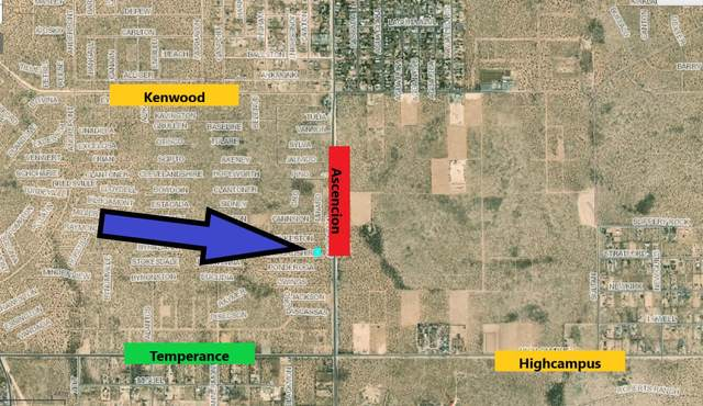 3 Oxfordshire Court, Horizon City, TX 79928 (MLS #851845) :: The Purple House Real Estate Group