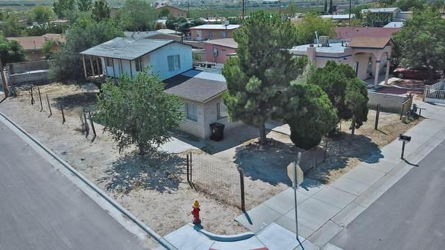 301 Second Street, Sunland Park, NM 88063 (MLS #851849) :: Summus Realty