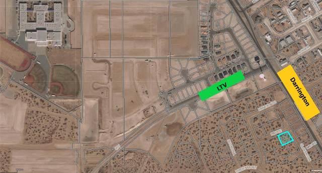 3 Gloverton Place, Horizon City, TX 79928 (MLS #851851) :: Jackie Stevens Real Estate Group