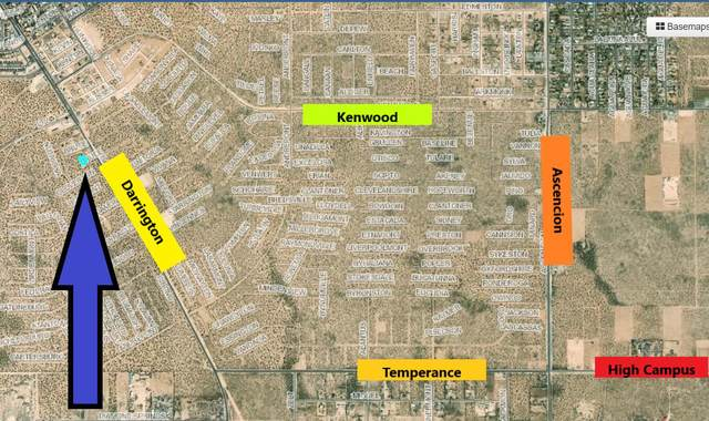 2 Gloverton Place, Horizon City, TX 79928 (MLS #851854) :: The Purple House Real Estate Group