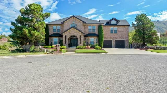 741 Westlake Court, El Paso, TX 79912 (MLS #851857) :: Jackie Stevens Real Estate Group