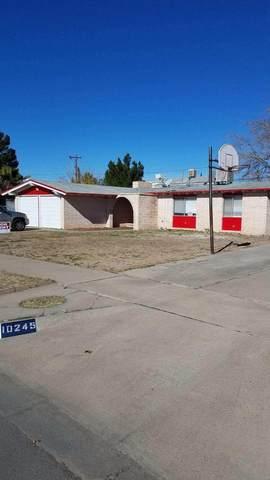 10241 Blackwood Avenue, El Paso, TX 79925 (MLS #851859) :: Jackie Stevens Real Estate Group