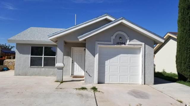 10384 Valle Suave Drive, El Paso, TX 79927 (MLS #851863) :: The Purple House Real Estate Group