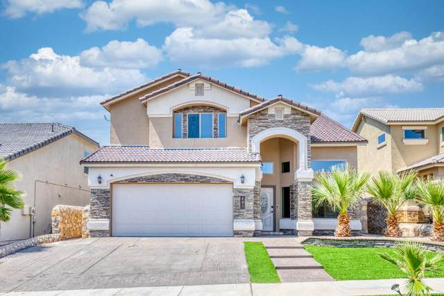 251 Covington Ridge Way, El Paso, TX 79928 (MLS #851866) :: Jackie Stevens Real Estate Group