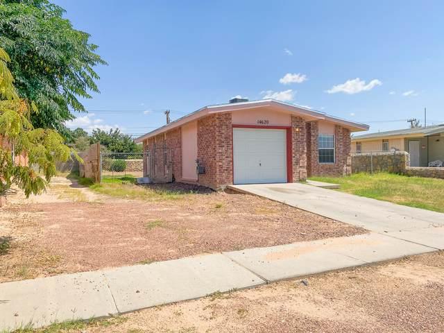 14620 Achim Drive, El Paso, TX 79928 (MLS #851867) :: Jackie Stevens Real Estate Group