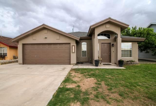 14069 Lago Seco Drive, Horizon City, TX 79928 (MLS #851869) :: Summus Realty