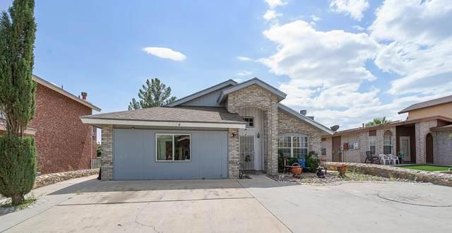 5664 Schwarzkopf Drive, El Paso, TX 79934 (MLS #851879) :: Mario Ayala Real Estate Group