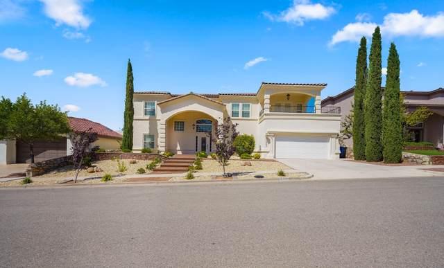 1463 Shelby Ridge Drive, El Paso, TX 79912 (MLS #851880) :: Preferred Closing Specialists